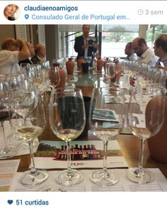'Caravana dos Vinhos do Tejo' - 'Grande Prova Anual de Vinhos do Tejo' no Instagram @claudiaenoamigos Momento DiVino.