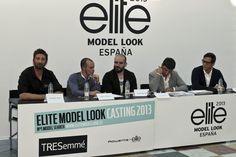 Momentos del casting #EML 2013 Madrid #TRESemme #Casting #Madrid