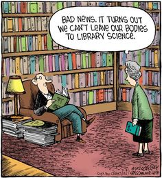 Bad news. It turns out we can't leave our bodies to library science.