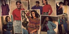1990s Fashion for Women & Girls | 90s Fashion Trends, Photos and More