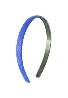 Blue Glitter Headband.