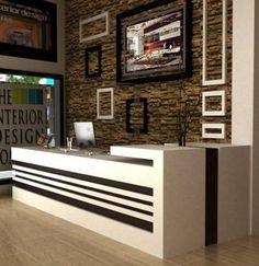 Office Counter Design, Cash Counter Design, Office Reception Design, Office Table Design, Dental Office Design, Modern Office Design, Office Interior Design, Office Interiors, Reception Counter