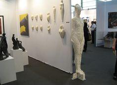 Foire d'Art Lille 2008 John Bulteel