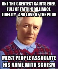 Bad Luck Pius X