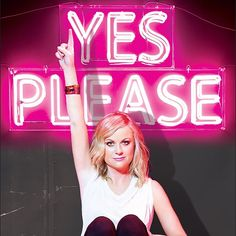 19 Times Amy Poehler Said What We Wish We'd Said: Most people already know that Amy Poehler is wickedly funny, but with her new book, Yes Please, more people will get to discover all the amazing other facets of the SNL alum and Parks and Recreation star: the feminist, introspective, inspiring, vulnerable, empowering ones.