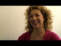 Alex Kingston on the Doctor's name, Matt & Karen's first filming episodes and not much in the way of spoilers for the time