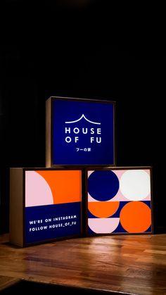 Ramen Bar Branding House of Fu - Turtle and Hare Leeds Design Studio
