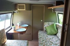 DIY Self Build CamperVan Conversion Project.: The Finished Conversion