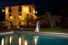 Villa Baroncino for Weddings in Italy www.romanticitalianweddings.com