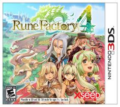 Review of Rune Factory 4