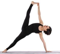 Side Plank Variation -Vasisthasana