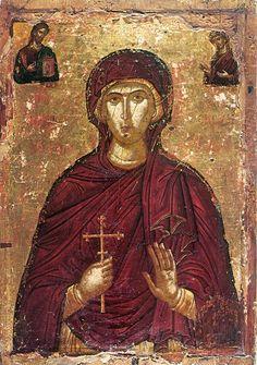 Chi Rho, Byzantine Art, Orthodox Icons, Ancient Greek, Fresco, Museums, Saints, Statue, Painting