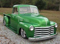 lifted #trucks #chevy Vintage Chevy Trucks, Chevy Diesel Trucks, Chevy Pickup Trucks, Antique Trucks, Classic Chevy Trucks, Gm Trucks, Chevy Pickups, Cool Trucks, Classic Cars