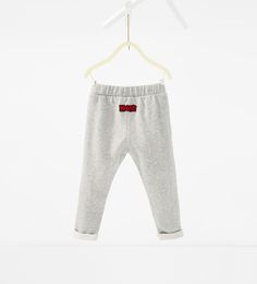 ZARA - KIDS - Disney patch trousers