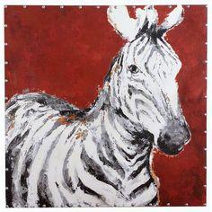 Zebra Art - Pier1