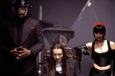 Bai Ling, Michael Wincott, and Laurence Mason in O Corvo (1994) - IMDb