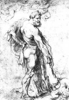Rubens, Hercules Crowned