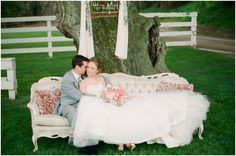 Brookside Equestrian Center Rustic Wedding Styled Shoot | Orange County Wedding Photography