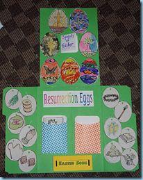 Easter Lapbook + Easter Printables