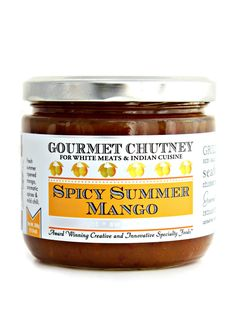 Spicy Summer Mango Chutney