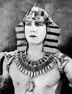 """Charles de Rochefort as Rameses in """"The Ten Commandments"""" (1923)"""
