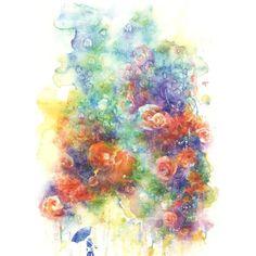 ZaSlike.com - Besplatni upload slika! ❤ liked on Polyvore featuring effects, filler, flowers, art, texture, backgrounds, splash, borders, picture frame and quotes