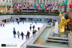 The Rink at Rockefeller Center, New York, New York