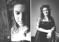 The Music is in the Girl | Augusta Senior Portrait Photographer | KKalon Photography