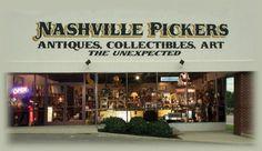 Nashville Pickers - Antique Store in Nashville, TN 37204