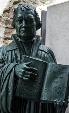 Germany has preserved the buildings that played a role in the life of Martin Luther. He is such an important person in the country and it's interesting to see the museums dedicated to him.*Click through to see more photos*