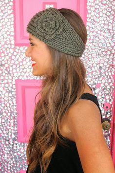 The Dandy Lion Boutique: Tis The Season For Winter Headbands