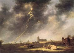 Google Afbeeldingen resultaat voor http://www.oceansbridge.com/paintings/museums/buehrle-collection/big/Aelbert-Cuyp-XX-Thunderstorm-over-Dordrecht.jpg