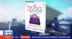 "Holiday time can be a real pain in the wallet and the cost of presents for family and friends can make a real dent in your bank account. Cary Carbonaro, author of ""The Money Queen's Guide: For Wome..."