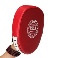 2pcs Fitness Punch Boxing Training Bags Pad Focusing Target Pad Glove MMA Karate Muay Thai Kick Sanda Pads Sport Gloves