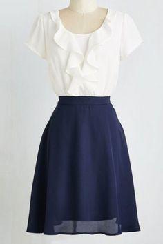 Vintage Scoop Neck Short Sleeve Color Block Draped Women's DressVintage Dresses | RoseGal.com