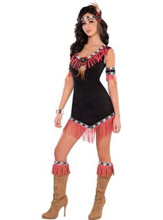 adult rising sun native american princess costume party city - Native American Costume Halloween