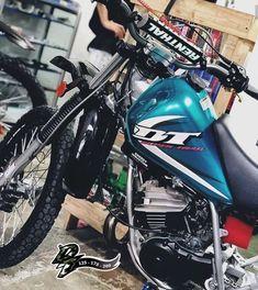 Dt Yamaha, Yamaha Motorcycles, Deadpool, 4x4, Biker, Vehicles, Sporty, Good Ideas, Motocross Bikes