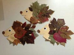 50 Easy Fall crafts ideas to celebrate the autumn season Easy Fall Crafts, Halloween Crafts For Kids, Thanksgiving Crafts, Fall Preschool Activities, Preschool Crafts, Leaf Crafts, Leaf Art, Nature Crafts, Diy Christmas Ornaments