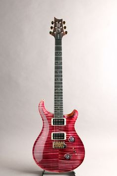 PRS[Paul Reed Smith ポールリードスミス] Wood Library Japan Limited Custom 24 10Top Ebony Fingerboard Violet 2014|詳細写真