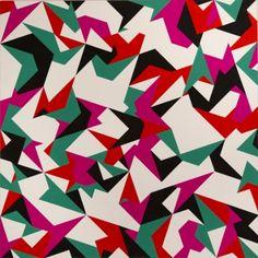 Print 4, Pattern 7 by Piero Passacantando