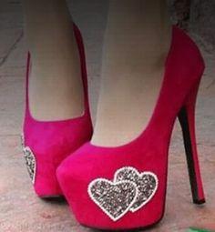 Heart heart heels