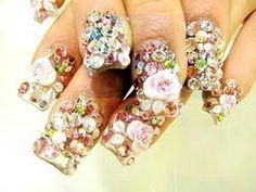 japanese nail art! so cool