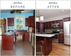 Before & After, Renovation