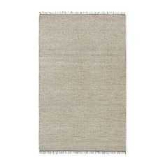 Speckled Braided Jute Rug, Steel, 3'x5'
