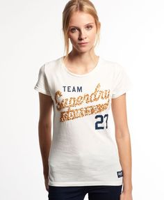 Superdry Sequin Comet T-shirt