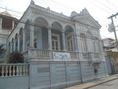 Barbacena, MG - Brasil - Caps -Centro de Atendimento Psico-social