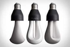 a fashionable, low-energy replacement for standard 60W bulbs — comes the Plumen 002 Light Bulb ($30).