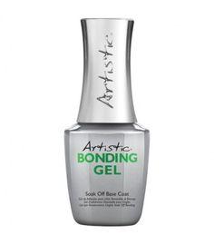 Artistic Soak Off Gel Gloss –, Gel # 3201 15 ml Soak Off Gel, Base Coat, Shampoo, Nail Designs, Bottle, Nails, Artist, Colour, Finger Nails