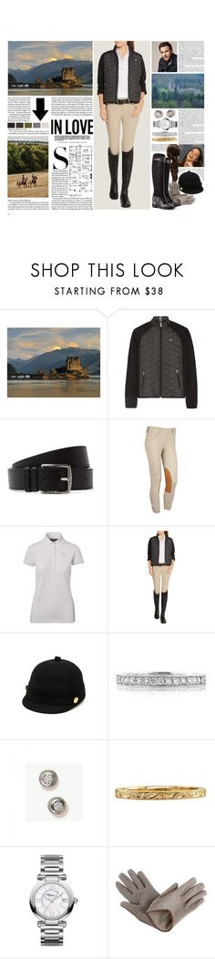 """""""Untitled #2895"""" by duchessq ❤ liked on Polyvore featuring Ariat, Hermès, Mark Broumand, Chopard, Brunello Cucinelli and Christian Louboutin"""