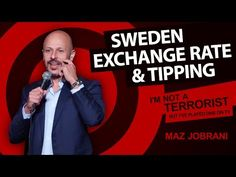 Let me tell you the hardest part about traveling: the exchange rate! Something important for Donald Trump to keep in mind the next time he goes to Sweden. Maz Jobrani, Exchange Rate, Hard Part, Sweden, Donald Trump, Play, Tv, Youtube, Donald Tramp